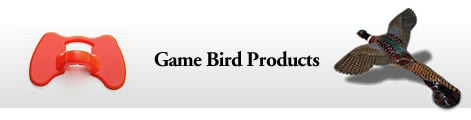game bird products