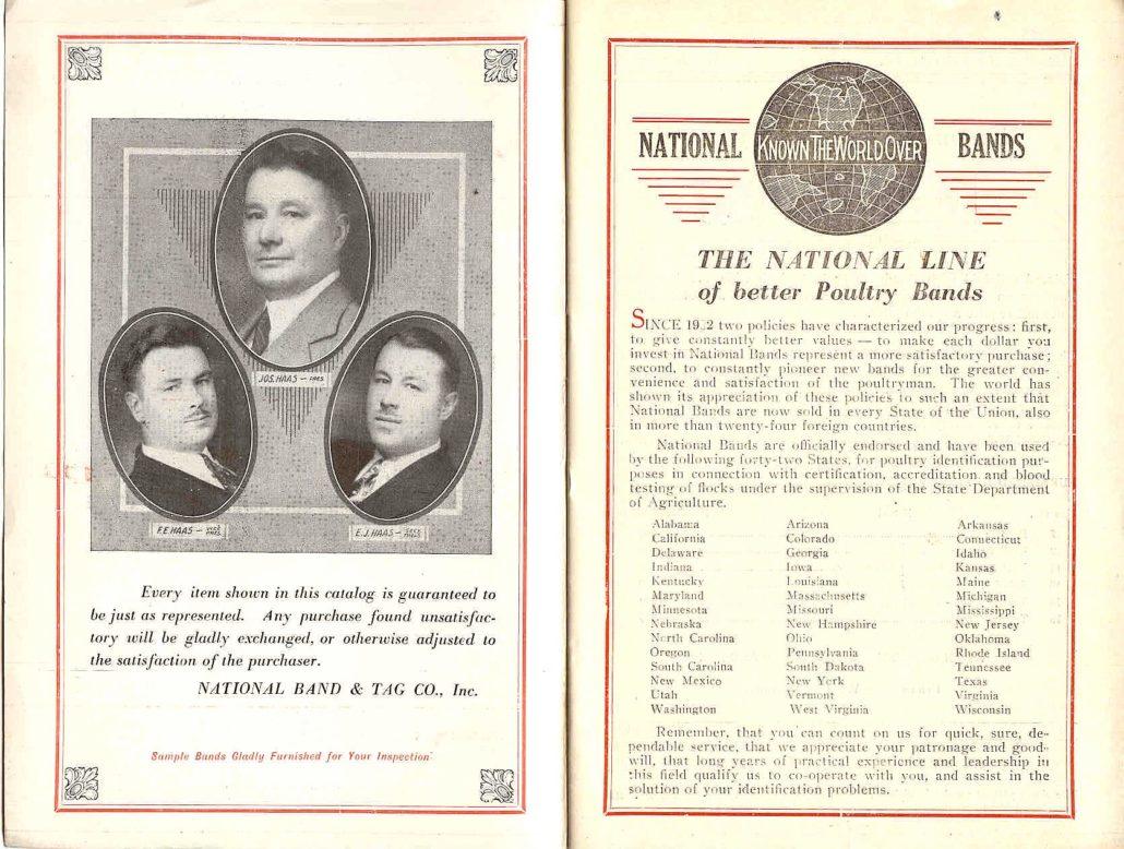 old catalog