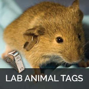 lab animal tags
