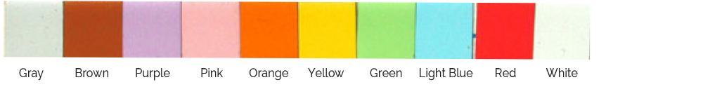 892-3 fusion colors