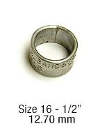 1242-16 bird band