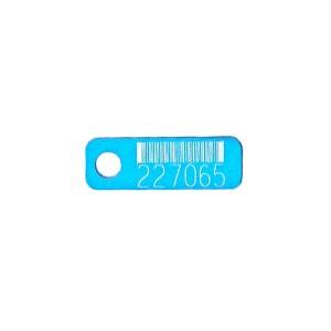 bar code asset tag