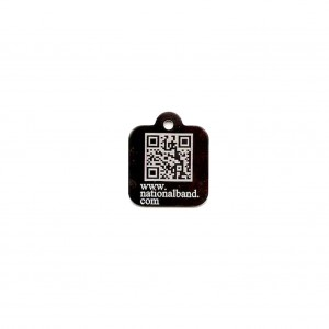 qr code on tag