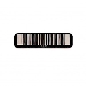 barcoded tag