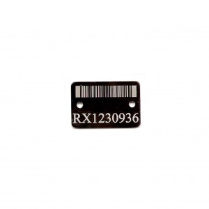 linear barcode tag