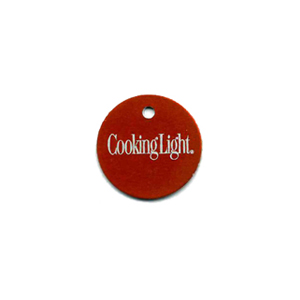 cooking light keychain