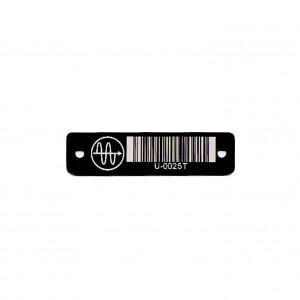 logo and barcode