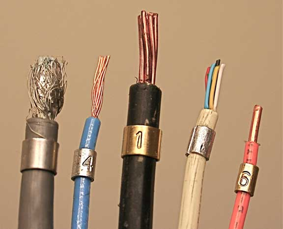 Metal Wire Markers - National Band and Tag Company
