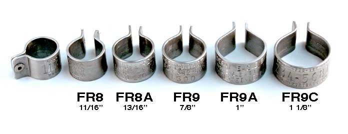 rivet bands