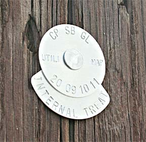 Power Pole Tags - National Band and Tag Company