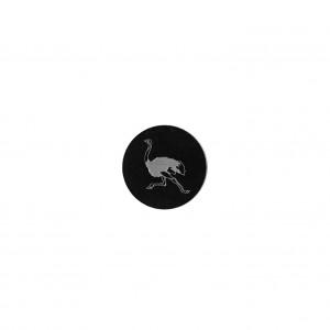 logo on tag