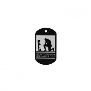 fallen soldier tag