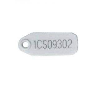 vinyl valve tag