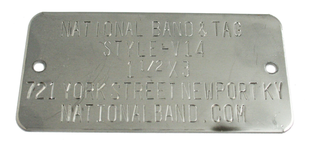 304 stainless steel dry tumbled