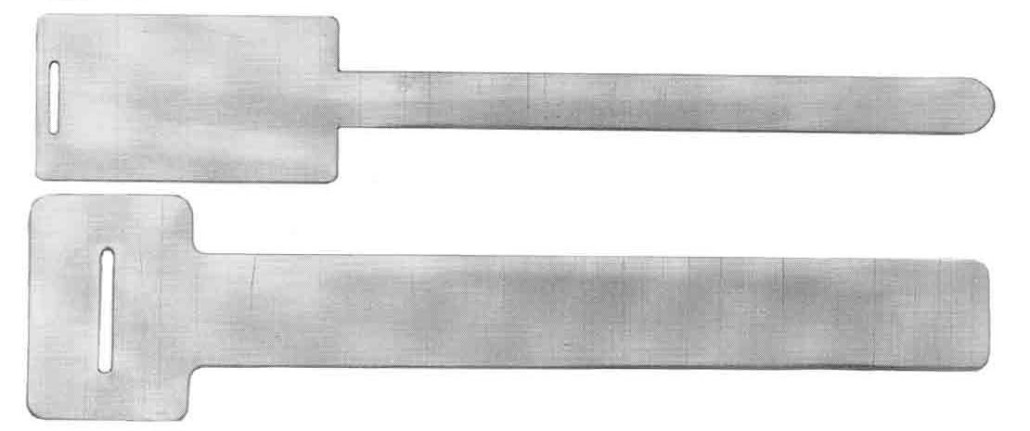 aluminum cable ties
