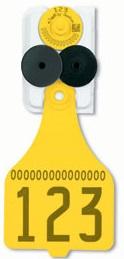 RFID Livestock Ear Tags