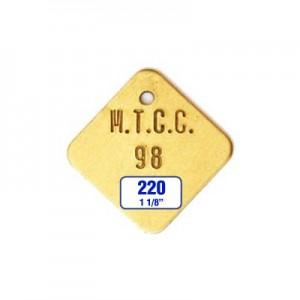 Diamond Tag Style 220