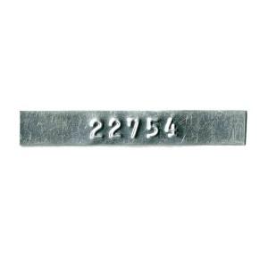 thin gauge tag