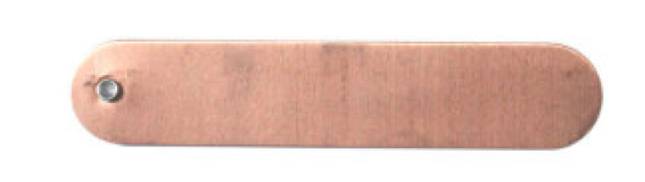 copper write on tag
