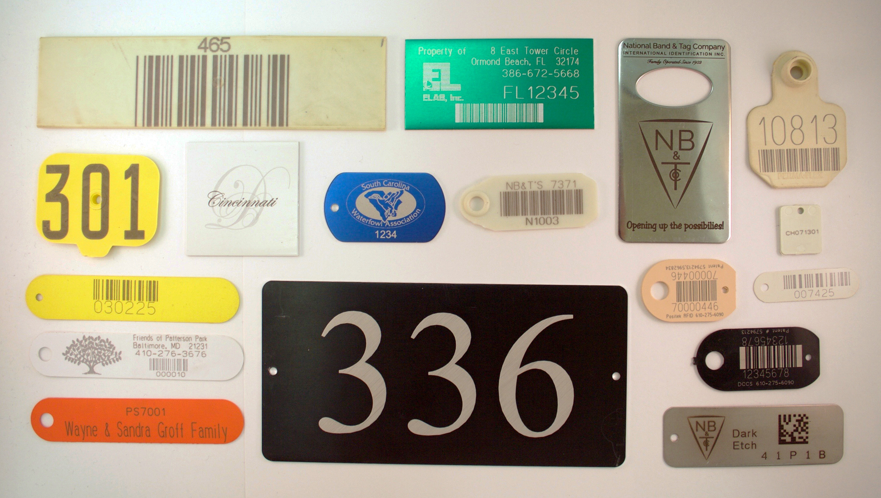 Industrial Tags Archives National Band And Tag Company Wire Harness Customizations To