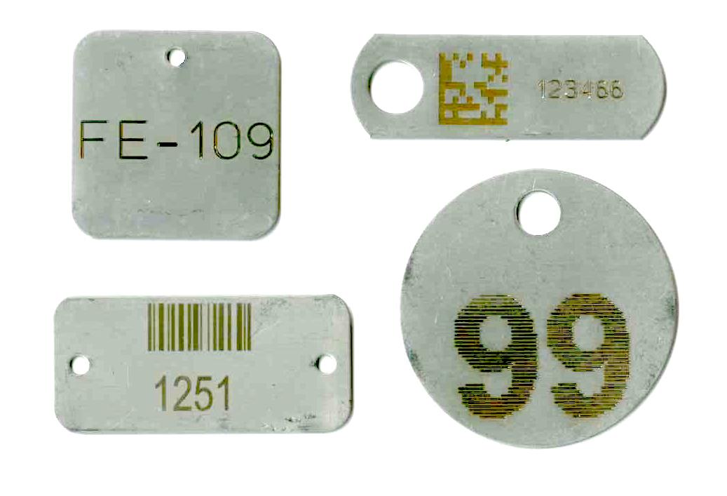 Food Grade Tags - National Band and Tag Company