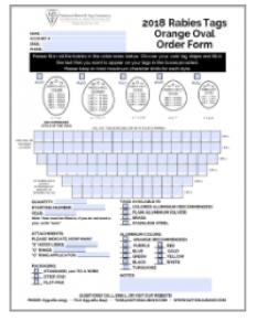 Order Form PDF