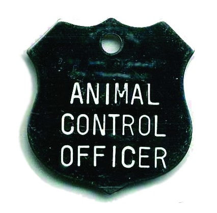 police shield dog tag. officer tag.