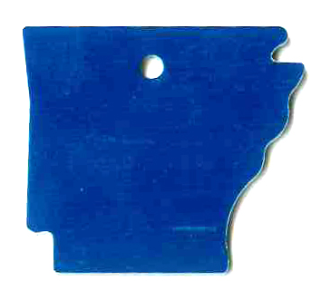 Arkansas tag