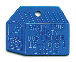 dog and cat license tags