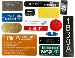 design asset tags for your asset management needs